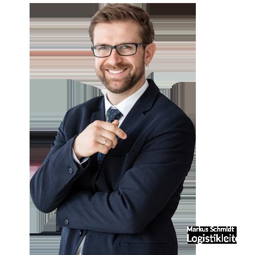 Markus Schmidt- Logistikleiter